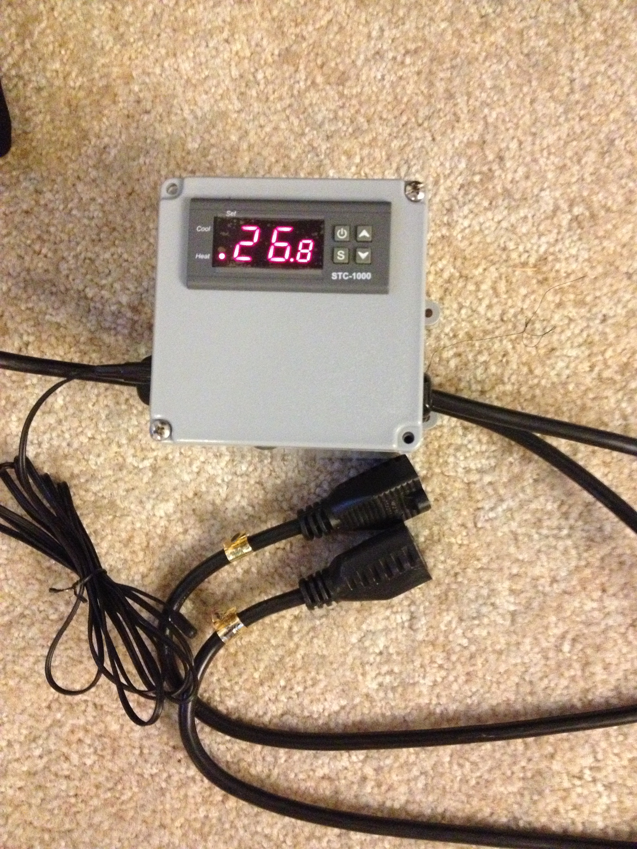 Home Brewing Equipment Small Space Brewer Page 3 Stc1000 Temp Controller Wiring The Homebrew Forum Image