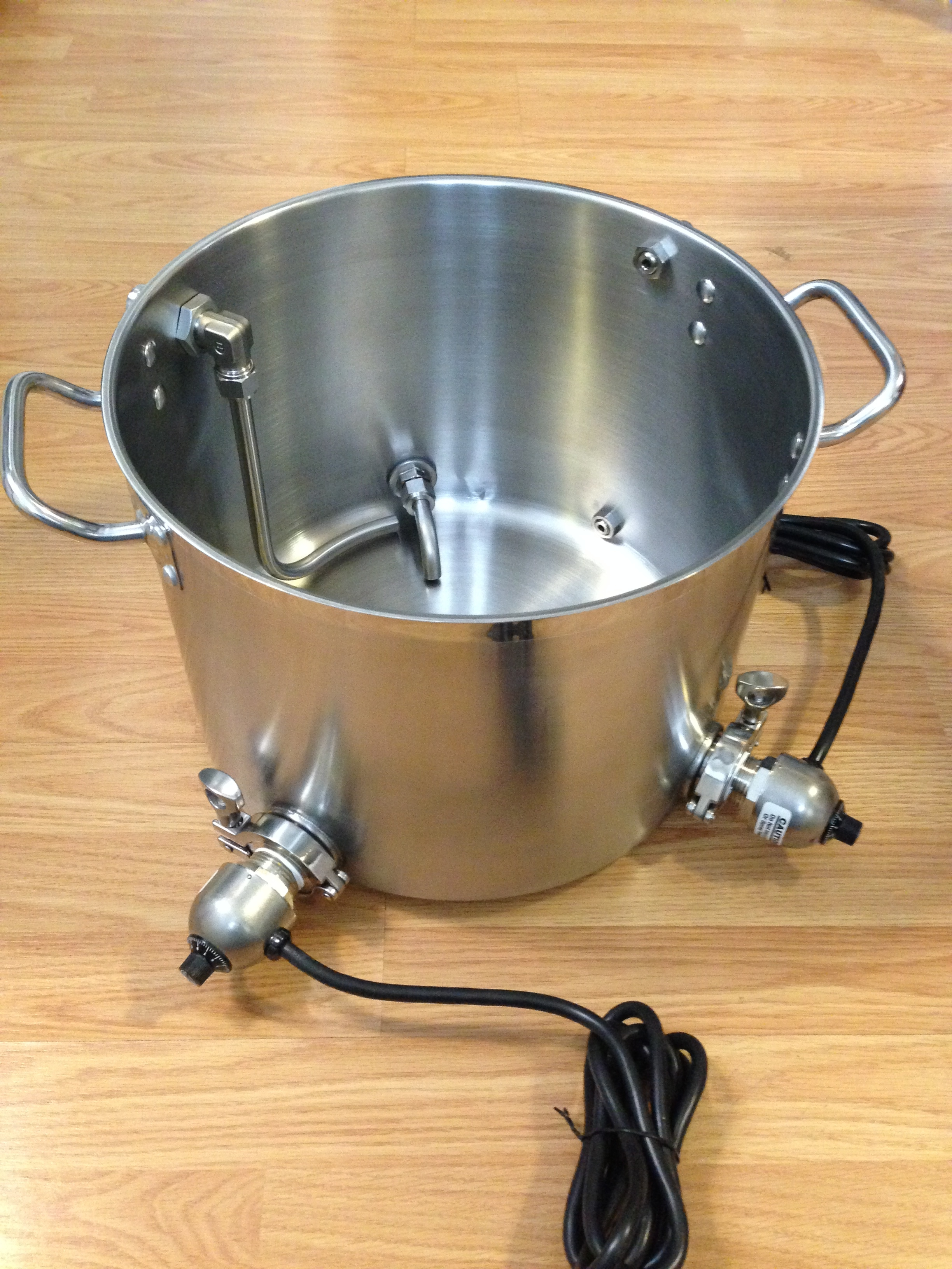 Home Brewing Small Space Brewer Page 3 Wire 240v Electric Brew Pot Controller Forums One Other Thing I Wanted To Redesign Was My Wort Cooling Method Have Been Using An Immersion Chiller And It Has Done A Pretty Good Job But With Heating