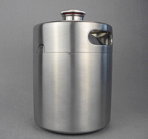 64oz mini keg growler