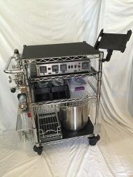 "My 18"" x 24"" brewing cart"